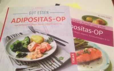 Gut Essen Adipositas-OP: der Kochbuch-Klassiker aufgefrischt