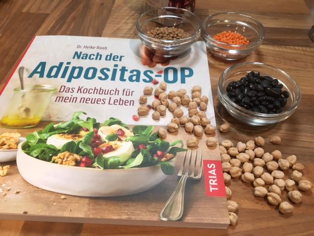 """vorgestellt: """"Nach der Adipositas-OP – das Kochbuch für mein neues Leben"""" von Dr. Heike Raab"""